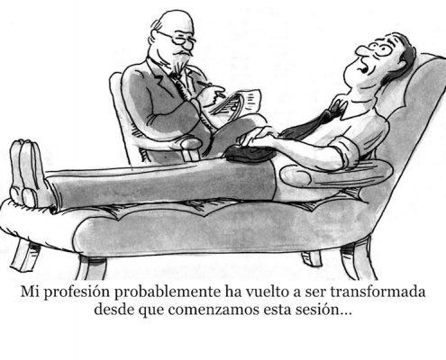 Profesión en transformación