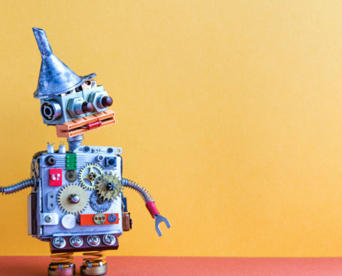 Un robot para el departamento de Recursos Humanos - Clarity